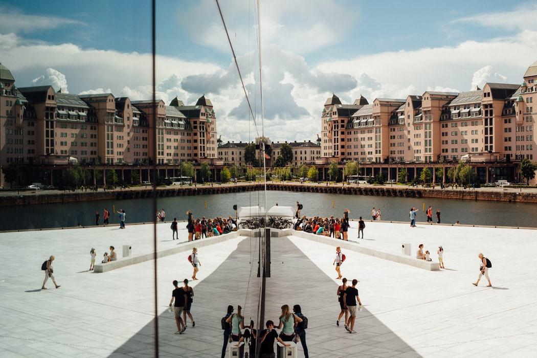 Экономим в Осло: еда