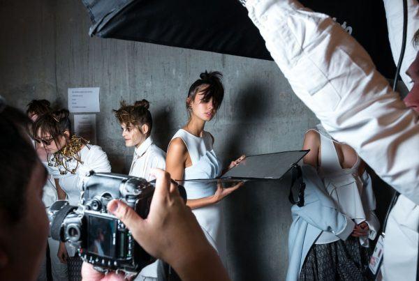 fashion стажировка