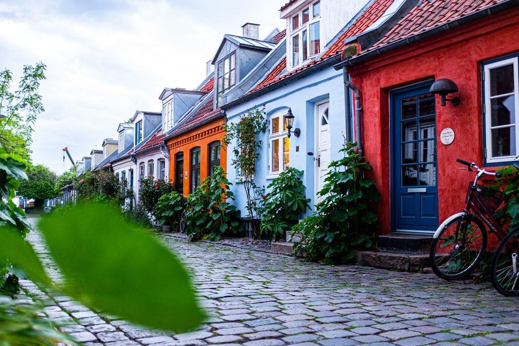 Высшее образование в Дании
