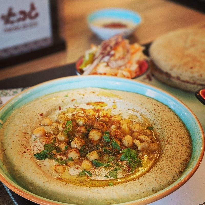 Вкус и польза в Тель-Авиве