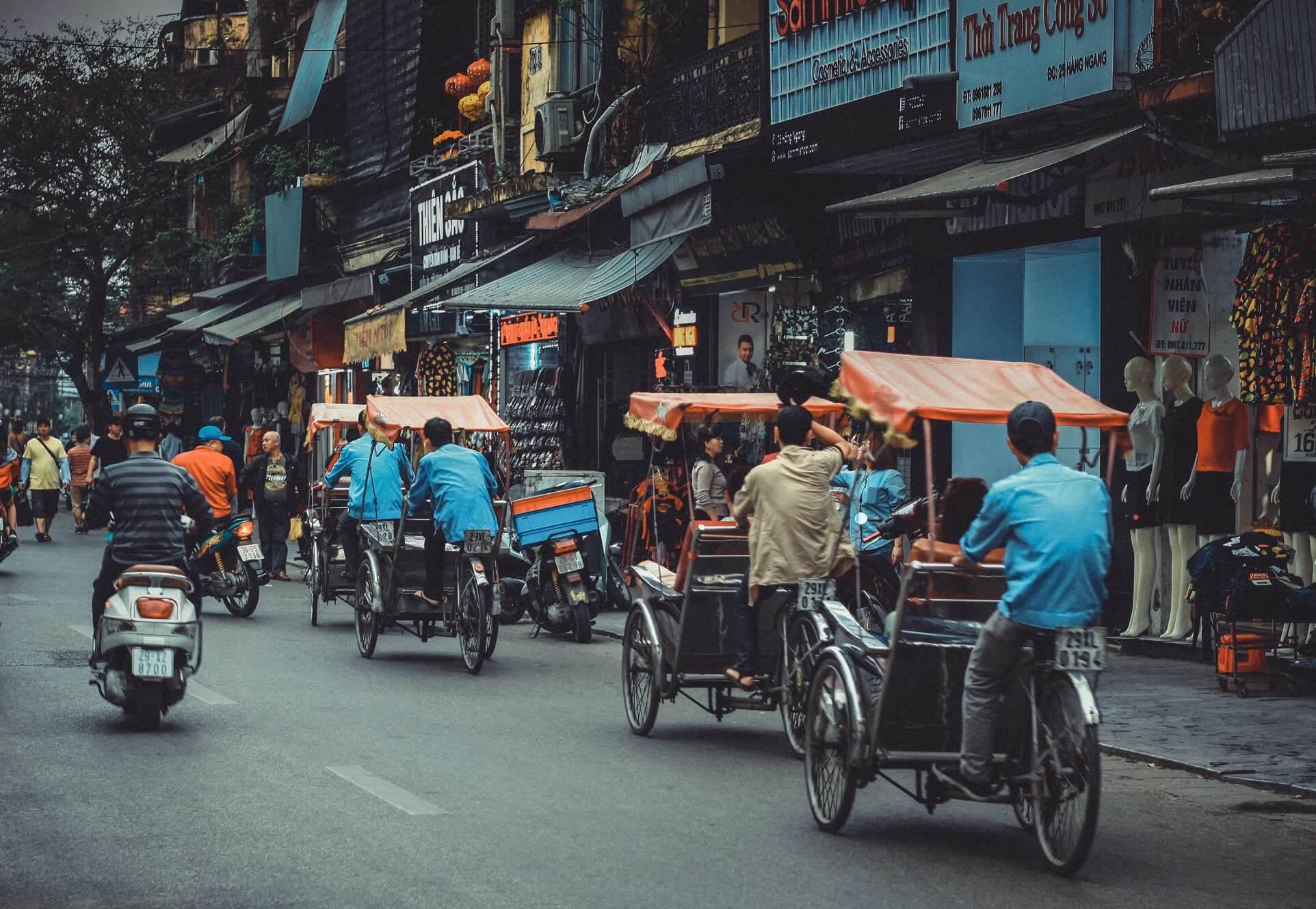 Вакансии во Вьетнаме